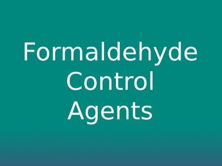 Formaldehyde Control Agents