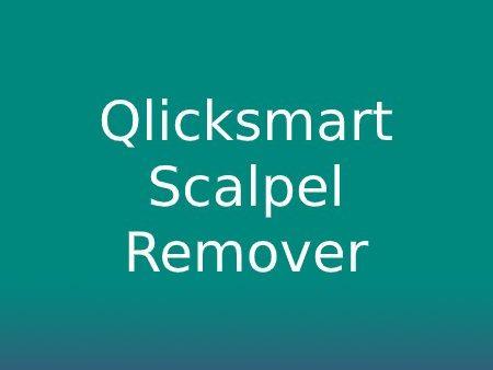 Qlicksmart Scalpel Remover